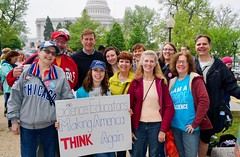 "Science March on the National Mall • <a style=""font-size:0.8em;"" href=""http://www.flickr.com/photos/117301827@N08/33407819074/"" target=""_blank"">View on Flickr</a>"