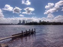 Perth (sander_sloots) Tags: perth swan river clouds wolken rivier pier steiger jetty