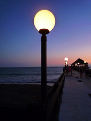 PA_DoubleTree_27 (chiang_benjamin) Tags: costarica puntarenas doubletreehotel hilton resort vacation pier evening sunset dusk lamp post