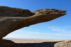 Namib desert natural sculpture (vladimirsolovyov) Tags: desert rock sculpture c14 erongo namibia 2010