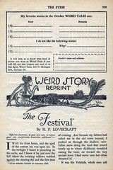 Weird Tales 51 (kevin63) Tags: lightner internetarchive magazine pulp fiction horror sciencefiction fantasy 1930s 30s thirties robertehoward hplovecraft clarkastonsmith thefestival reprint