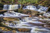 Delaware Falls and Surrounds, 2017.04.22 (Aaron Glenn Campbell) Tags: rgsp rickettsglen statepark fairmounttownship luzernecounty pennsylvania ganogaglen fallstrail kitchencreek outdoors optoutside pawaterfalls delawarefalls slowshutter macphun 3xp ±2ev hdr topazlabs topazadjust topazclarity aurorahdr2017 nikcollection viveza colorefexpro sony a6000 ilce6000 mirrorless sigma 19mmf28exdn primelens wideangle emount neewer ndfilter variable neutraldensity