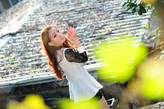 Lili1049 (Mike (JPG直出~ 這就是我的忍道XD)) Tags: lili 台灣大學 d300 model beauty 外拍 portrait 2014