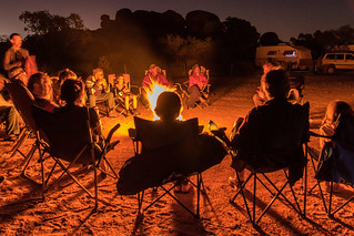 Around the Camp Fire.