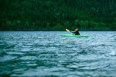 Kootenay Lake Kayaking (JeffAmantea) Tags: kootenay lake kootenays nelson bc british columbia canada beautiful evening kayak paddle water trees forest landscape outside outdoor adventure explore sony alpha sonyalpha a7ii nikon nikkor 50mm 14 metabones