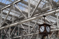 Glasgow Central Station (itmpa) Tags: glasgowcentralstation centralstation glasgow station networkrail roof glazing glass caledonianrailway listed categorya scotland archhist itmpa tomparnell canon 6d canon6d