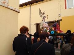 1396 (amgirl) Tags: mansilladelasmulas maundythursday april13 2017 day15 semanasanta holyweek spain meseta abril april caminodesantiago procession juevessanto