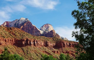 Just Outside Zion National Park