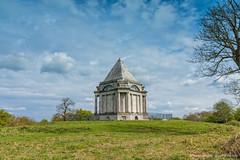 Darnley Mausoleum (Dave Lockwood DA12) Tags: kent cobham cobhamwoods outdoors outside outdoor landscape nikon d7200 lightroom sigma 1770 on1 darnley mausoleum