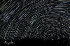 And The Stars Fell From Heaven (Terry Aldhizer) Tags: stars fell fall heaven sky north pole celestial stack blue ridge mountains parkway night may spring terry aldhizer wwwterryaldhizercom