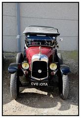 citroen trefle (Christ.Forest) Tags: citroen trefle chevron nikon collection 1923 chrome leneubourg
