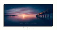 Dawn Dreaming (Explore 19/05/2017) (RTA Photography) Tags: paigntonpier torbay southdevon devon rtaphotography sunriseoverwater sunrise dawn sky pier tranquil nikond7000 sigma1020mm456exdchsm explored