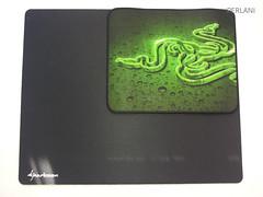 sharkoon_1337xl_06 (perlani@youtube) Tags: perlani sharkoon 1337xl mousepad razer goliatuhus mousemat