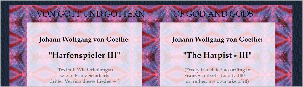 The Worlds Best Photos Of Gedicht And Goethe Flickr Hive Mind