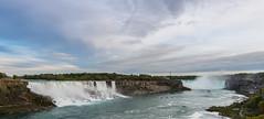Niagara Falls (Scott Michaels) Tags: nikon d600 nikon1635mm canada niagarafalls waterfall americanfalls horseshoefalls