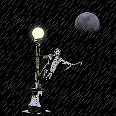 Cantando na chuva (www.instagram.com/thiagor6/) Tags: arte ilustração design vetor thiagor6 desenho