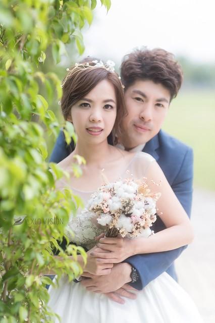 台南自助婚紗 奇美博物館婚紗_005