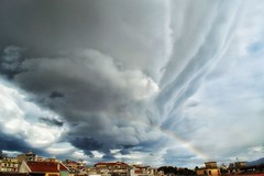 * (PattyK.) Tags: ioannina giannena giannina epirus ipiros balkans hellas ellada greece grecia griechenland whereilive europe europeanunion clouds rain rainyweather weather rainbow march 2017 spring nikond3100 amateurphotographer ιωάννινα γιάννενα γιάννινα ήπειροσ βαλκάνια ελλάδα ευρώπη ηπόλημου σύννεφα άνοιξη καιρόσ city mycity