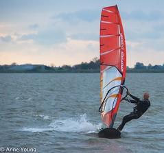 Amsterdam ramblings (Anne Young2014) Tags: volendam marken netherlands holland windsurfing windsurfer