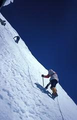 Monte Rosa, Dufourspitze 4634m (czpictures) Tags: monterosa dufourspitze 4000 mountains ski touring switzerland glacier mountaineering alpinism