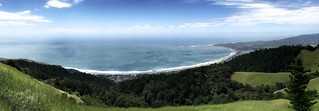 Stinson Beach from Seven Sisters (2000ft)