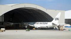 Ethiopian Airlines B767-300ER ET-ALD & ET-ALH at ADD/HAAB (Jaws300) Tags: addis ababa bole international airport add haab b767300 b767 b763 et eth airlines ethiopian airways boeing ethiopianairlines parked b767300er ramp apron terminal hangar maintenance un united nations unitednations star alliance staralliance special paint scheme paintjob specialpaint colours