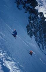 Pollux 4092m (czpictures) Tags: monte rosa pollux 4000 mountains ski touring switzerland glacier mountaineering alpinism