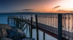 DSC_8700 (Daniel Matt .) Tags: sunrise sunsets aroundtheworld sunrisecolours nikon natgeo colours longexposure nikon2470mm seascape holywood