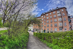 Christianshavns Vold (KonHenrik) Tags: denmark danmark copenhagen københavn christianshavn hdr 2017 d7100 samyang8mm