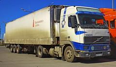 Volvo FH12.420  В 646 КТ 45 (RUS) (zauralec) Tags: kurgan shoppingcenterhypercity город курган улица проспект автомобиль грузовик volvo fh12420 в 646 кт 45 rus гипер сити