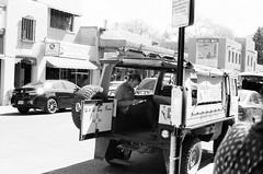 Santa Fe, NM (DanJBailey) Tags: filmisnotdead ae1program fd50mm ae1 canonae1 canon 35mm film mono monochrome blackandwhite bw mountains southwest america usa unitedstates santafe newmexico nm tourist tourism traveling vacation travel