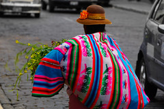 Colour is the way! (dvdcrst) Tags: perù people streetphotography street colours blackandwhite bnw