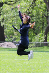 Central Park 5-3-17 (lardfr1) Tags: centralpark jumping sheepmeadow
