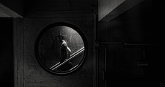 no exit (frax[be]) Tags: streetphotography street subway fuji 35mm xe2 noiretblanc blackwhitephotos blackandwhite bnw bw monochrome highcontrast geometry