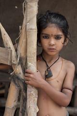 Princess of the universe (alfienero) Tags: children beauty beautiful portrait sight magnetic eye calcutta slum princess lady