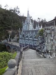Ipiales - Las Lajas, Colombia, April 2017