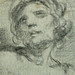 ESPAGNE 17e - Homme assis (drawing, dessin, disegno-Louvre INV18444) - Detail 29