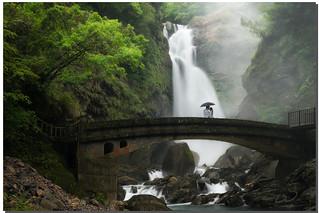 Love in the mist, Xiaowulai, Taiwan