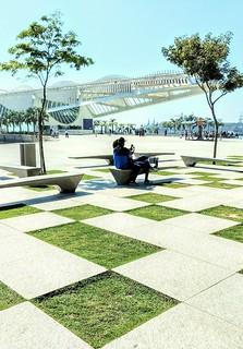 museu do amanhã.  Rio de Janeiro