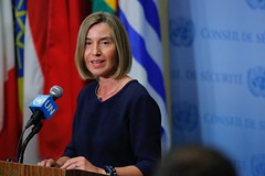Federica Mogherini at the United Nations in New York, May 2017 (European External Action Service - EEAS) Tags: newyork ny usa mogherini europeanunion eu eeas unitednations un unsc guterres