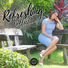 FAVORI Refreshing Aroma Collection 01 Angel Aquino (Rodel Flordeliz) Tags: favori angelaquino favoriaroma aroma collections