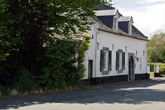 Oud huis aan de maaskant. (limburgs_heksje) Tags: nederland niederlande netherlands limburg borgharen maas grensgemeente grens