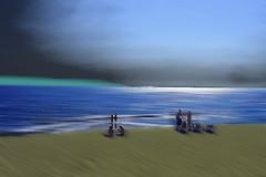 """A broken kind of paradise"" (ix 2017) Tags: israfel67 méxico mexico jalisco puertovallarta playa beach mar sea ps editada edited"