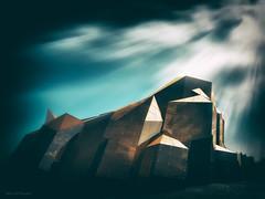 Futuroscope (Stéphane Sélo) Tags: architecture france imax4k pentax pentaxk3ii attractions blending cinema futurlexpo futuroscope parc parcdattraction poitiers vienne