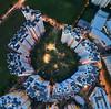 Open Circle (draken413o) Tags: singapore sembawang housing neighbourhoods blocks hdb estates dji drone aerial vertorama phantom 4 pro urban places scenes asia travel destinations architecture planning circular wow