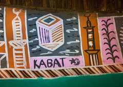 Meccah on a a painted house, Kembata, Alaba Kuito, Ethiopia (Eric Lafforgue) Tags: abyssinia africa alaba architecture art artistic building color culture day decor decorated decoration depiction design drawing eastafrica ethiopia geometric halaba home horizontal hornofafrica house housing hut illustration islam kulito mecca meccah mural muslim nopeople nobody outdoors painted painting poverty ruralscene toukoul traditional tukul village ethio163410 alabakuito kembata
