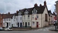 Corner of Bell Lane and Broad Street (Badly Drawn Dad) Tags: gbr ludlow shropshire unitedkingdom broadstreet geo:lat=5236640398 geo:lon=271837458 geotagged