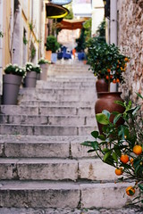 Taormina (Shahrazad_84) Tags: spring taormina mediterraneo street cosy cozy cosytime scales vase decor sicily