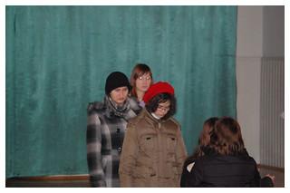 07.03.2010 - Warsztaty pantomimy - Tychy