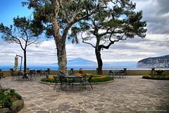 Villa Cimbrone gardens in Ravello on the Amalfi coast, Italy. (jackfre 2) Tags: italy ravello villacimbrone gardens flowers greenery views